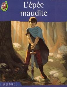 L'épée maudite von Olivier Merle