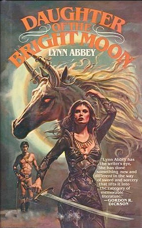 Daughter of the Bright Moon von Lynn Abbey