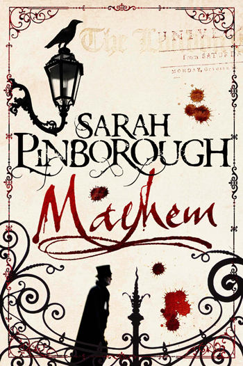 Mayhem von Sarah Pinborough