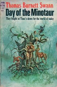 Day of the Minotaur von Thomas Burnett Swann