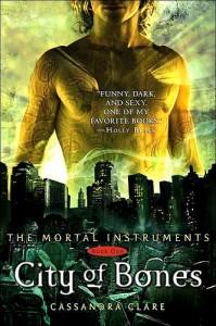 City of Bones von Cassandra Clare