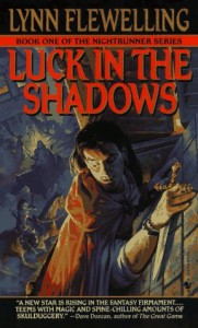 Luck in the Shadows von Lynn Flewelling