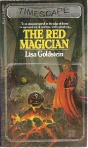 The Red Magician von Lisa Goldstein