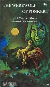 The Werewolf of Ponkert von H. Warner Munn