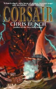 Corsair von Chris Bunch