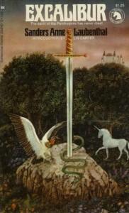 Excalibur von Sanders Anne Laubenbenthal