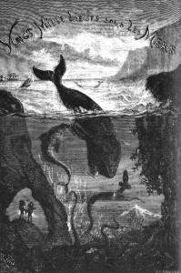 Titelseite von Vingt mille lieues sous les mers