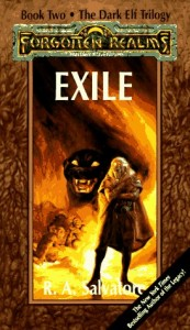 Exile von R. A. Salvatore
