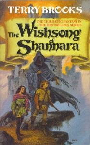 The Wishsong of Shannara von Terry Brooks