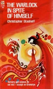 The Warlock in Spite of Himself von Christopher Stasheff