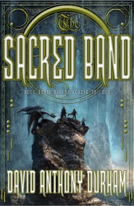 The Sacred Band von David Anthony Durham