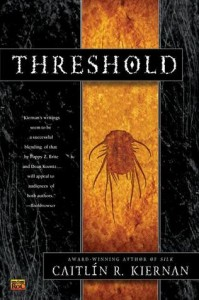 Threshold von Caitlín R. Kiernan