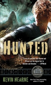 Hunted von Kevin Hearne