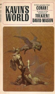 Kavin`s World von David Mason