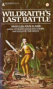Wildraith's Last Battle von Phyllis Ann Karr