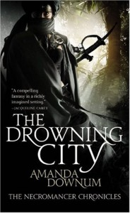 The Drowning City von Amanda Downum