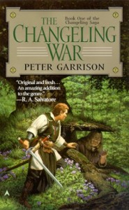 The Changeling War von Peter Garrison