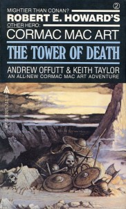 The Tower of Death von Andrew Offutt