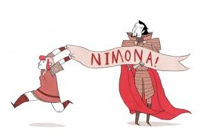 Nimona von Noelle Stevenson