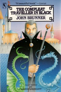 The Compleat Traveller in Black von John Brunner