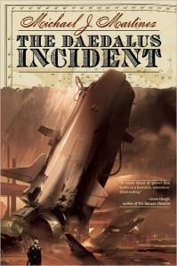 The Daedalus Incident von Michael J. Martinez