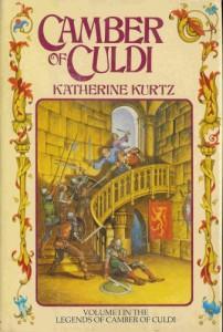 Camber of Culdi von Katherine Kurtz