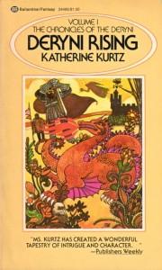 Deryni Rising von Katherine Kurtz
