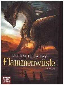 Flammenwüste von Akram El-Bahay