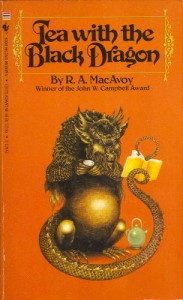 Tea with the Black Dragon von R.A. MacAvoy