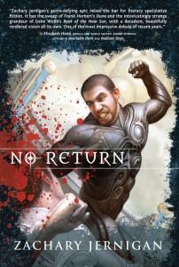 No Return von Zachary Jernigan