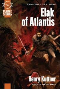 Elak of Atlantis von Henry Kuttner