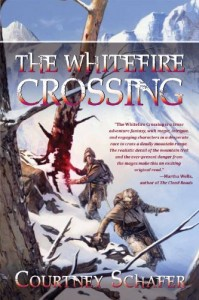 The Whitefire Crossing vonnCourtney Schafer