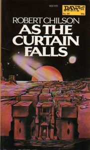 As the Curtain Falls von Robert Chilson