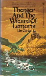 Thongor and the Wizard of Lemuria von Lin Carter