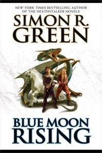 Blue Moon Rising von Simon R. Green