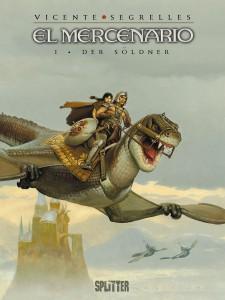 El Mercenario 1 von Vincente Segrelles