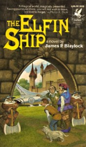 The Elfin Ship von James Blaylock