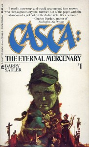 Casa: The Eternal Mercenary von Barry Sadler