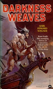 Darkness Weaves von Karl Edward Wagner
