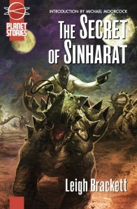 The Secret of Sinharat von Leigh Brackett