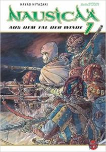 Nausicaä 7 von Hayao Miyazaki