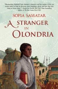 A Stranger in Olondria von Sofia Samatar