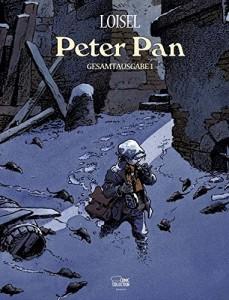 Peter Pan Gesamtausgabe von Loisel