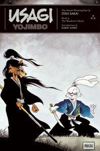 Usagi Yojimbo 3