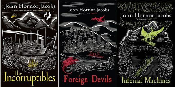 The Icorruptibles Trilogy
