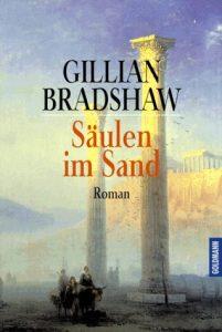Säulen im Sand von Gillian Bradshaw